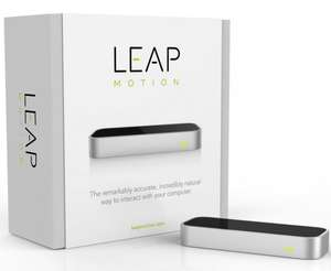 Leap Motion Controller - Gestensteuerung(PC/Mac) für 55,74€ @Amazon.co.uk