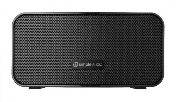Simple Audio Go - Mobiler Bluetooth Lautsprecher für 56,25€ @Amazon.co.uk