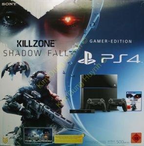 Sony Playstation 4 + Killzone 4 Shadow Fall + Kamera + 2. Kontroller und weitere Gamescom Angebote (PS4, Xbox One, Wii U)