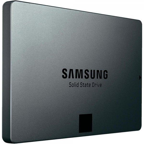 Samsung SSD 840 EVO 120GB für 57,45€ [Conrad]