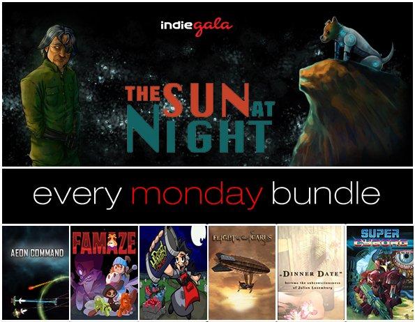 Indiegala - Every Monday #B20 [Steam/Desura] = $1.89