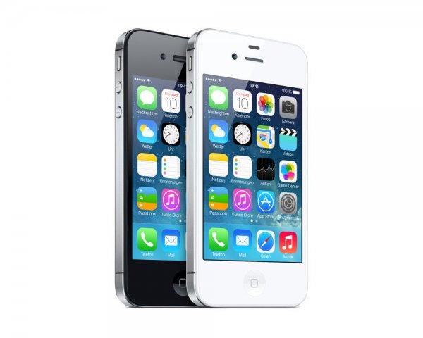Iphone 4s - 8gb - neu - wieder verfügbar (1 Stück)