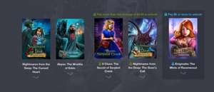 Humble Bundle Flash - Artifex Mundi (Steam)