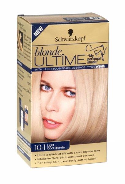 (Rossmann+ Einkauf Aktuell Coupon) Schwarzkopf Ultime Blond Haarfarbe 0.40€