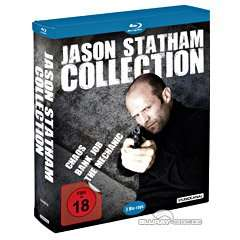 Jason Statham Collection Blu-Ray  FSK 18 [offline Kaufland Bochum]