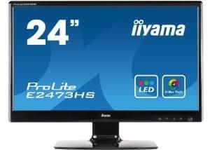 """24"""" Zoll LED Monitor iiyama ProLite E2473HS für 120,76€ und für Geschäftsneukunden z.B. GRATIS Bluetooth-Lautsprecher zusätzlich"""