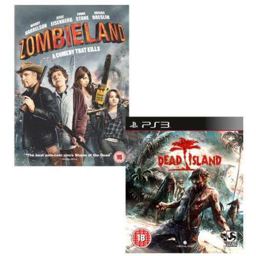 Dead Island (inkl. DLC) - PS3 + Zombieland (DVD) im Bundle bei Zavvi