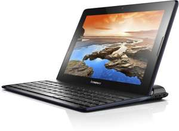 Lenovo A10-70 10,1 Zoll Tablet in blau mit Tastatur bei Amazon BLITZ