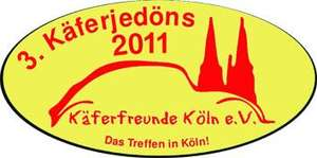 Konzert von Björn Heuser und The ReBeats beim 3. Käferjedöns 2011 in Köln