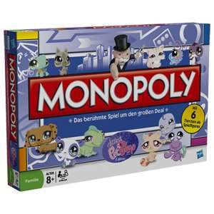 Hasbro Monopoly Littlest Pet Shop (36011010) für 15€ @Real