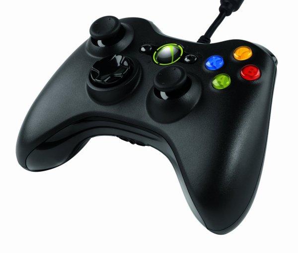 [Amazon/prime] Xbox 360 Controller für Windows, schwarz zum Bestpreis von 27,70€