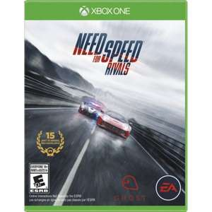 Need for Speed: Rivals (Xbox One) für 22,45€ @Play Asia