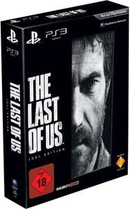The Last of Us: Ellie Edition & Joel Edition (PS3) für je 44,97€ @Amazon.de