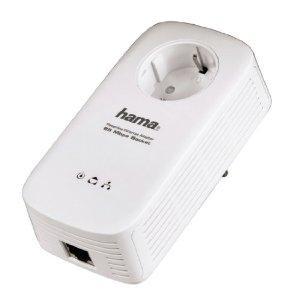 D-LAN Adapter Hama Powerline 85 Mbps 1 x 14,85€ 2 x 27,95€ inkl.Versand
