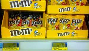 [METRO / lokal BRUNNTHAL] M&M´s WM-Edition 200g. - 1,44€