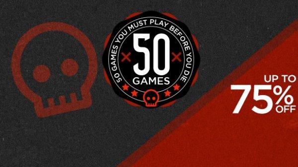 [Steam] [GMG] Top 50 Games Part 2 (#40 bis #31) - 75% Off - zB Batman Arkham City GOTY für 4,99€
