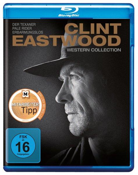 Blu-ray Western 3er Sets, Exklusiv bei Müller für 9,99 online und lokal