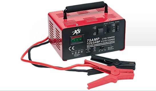 Medion™ - Auto Batterieladegerät (6/12V,2/6/12A) ab €8,70 [@Medion.de]