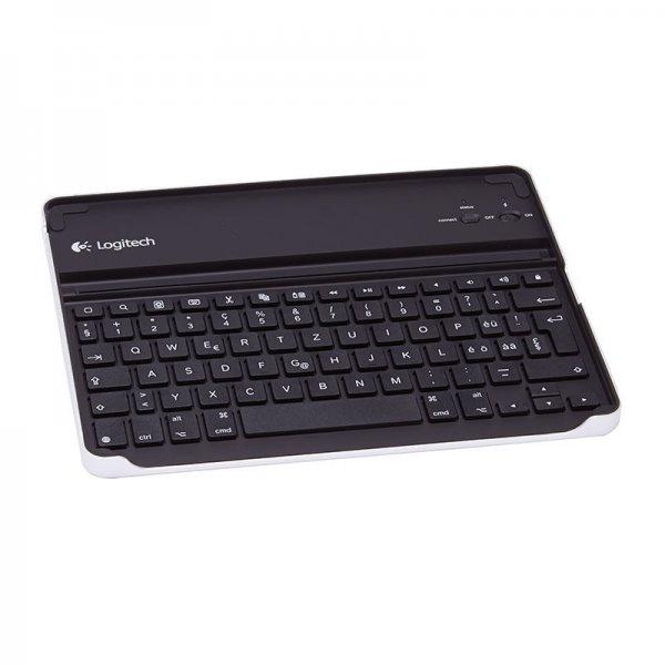 Logitech ZAGG Bluetooth QWERTZ Keyboard Tastatur für iPad 2, 3, 4 Gen. für 9,95€ [ebay]