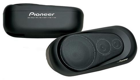 Pioneer TS-X 150 3-Wege Triaxial-Aufbaulautsprecher
