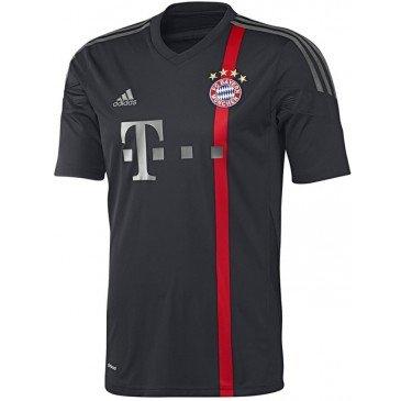 Aktuelle Trikots 2014/2015 (z.B. FC Bayern CL für ca. 56,65 € inkl. Versand)