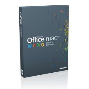 Microsoft Office for mac 2011 Home & Business 2 Macs / 1 user, MLK ESD Download für 92,07