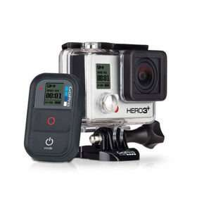 GoPro HERO 3+ Black Edition, für 306,98 inkl. Versand bei notebooksbilliger.de durch Finanzierung