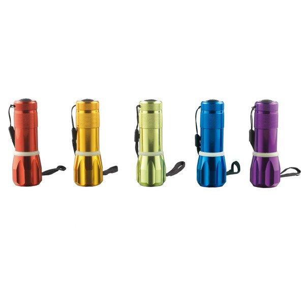5 x LED Taschenlampe 4,99 + 3,99 Versand