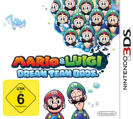 Mario & Luigi: Dream Team Bros. - 20,51€ [Amazon Prime]