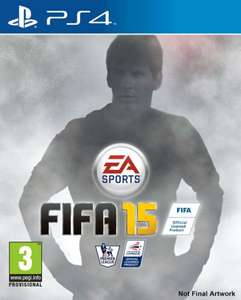 [THE HUT] FIFA 15 (PS4) + 2er Ben Sherman Boxershorts (PS3 & Xbox360 Version je 42,83 €!!)