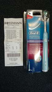 (Rossmann) Oral B Professional Care 700