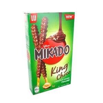 (Rossmann) Mikado King Choco Praliné