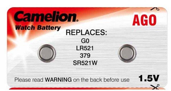 2 Camelion Knopfzellen inklusive Versand - Gratis