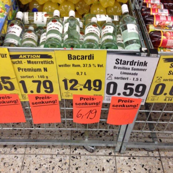 Bacardi [Netto Untersiemau] lokal??