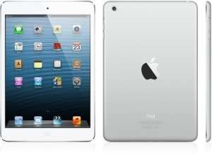 iPad Mini weiß 16 GB refurbished 199€ @favorio