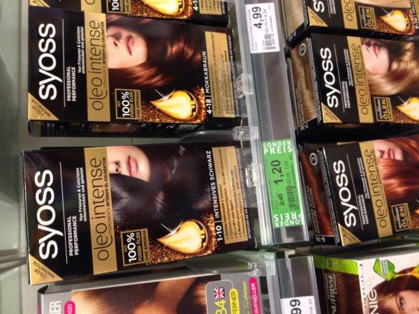 ROSSMANN] Schwarzkopf Syoss Green-Label mit Coupon nur 20 Cent