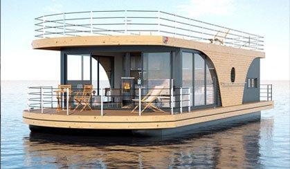 Tchibo - Hausboot mit Preisvorteil von bis zu 7500 Euro
