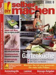 """Heimwerker-Zeitschrift """"Selber machen"""" für 2,-€ / Jahr"""