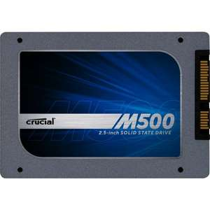 Crucial Solid State Drive M500 SSD 65,50€ inkl. Versand + 13€ Cashback