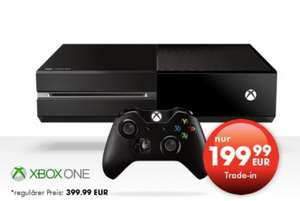 Xbox One ohne Kinect 200€ Rabatt (Trade In @Gamestop)