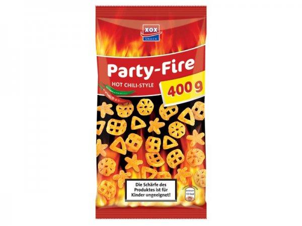 [Netto ohne Hund, vereinzelt bundesweit] XOX Party-Fire Hot Chili-Style o. Party de Brazil je 400g statt 1,99€