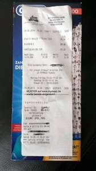 Oral-B TriZone 1000 offline @DM [lückenhaft bundesweit] dank Oral-B-Cashback für 19,95€