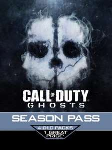 Call of Duty Ghosts Season Pass- PS4 Download Code