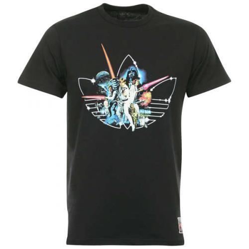ADIDAS Star Wars T-Shirt für ca.11,40€ inkl.Versand