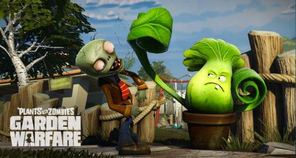 [Origin] Plants vs. Zombies Garden Warfare 72 Stunden lang gratis zocken