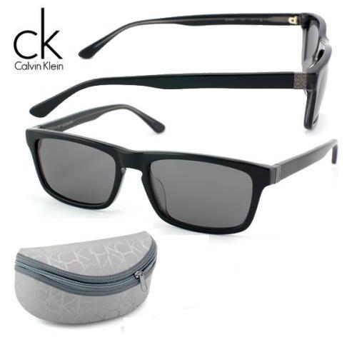 Calvin Klein Sonnenbrille mit Rahmen in Schwarz und Gläsern in Grau [iBOOD]