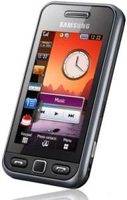 Samsung GT-S5230 black