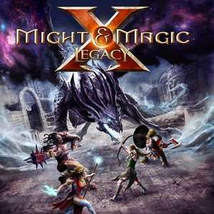 [Steam - Mac/Win] Might & Magic X - Legacy Deluxe Edition (inkl. Might & Magic VI)
