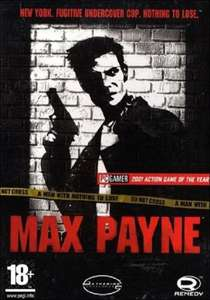 [Steam] Max Payne Franchise @ Gamefly