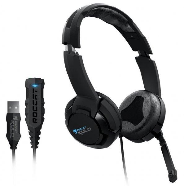 [Amazon] Roccat Kulo Virtual 7.1 Surround USB Gaming Headset